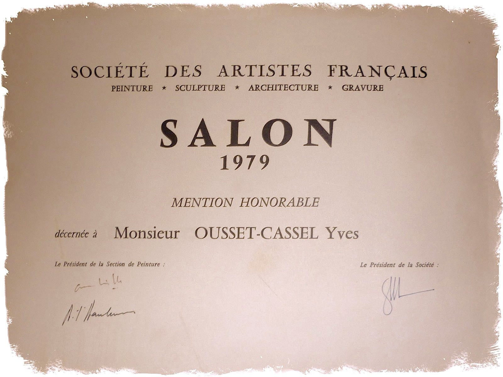 AAR © Yves OUSSET-CASSEL Mention honorable 3